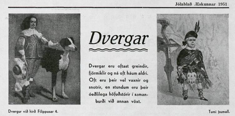 Æskan 1951.
