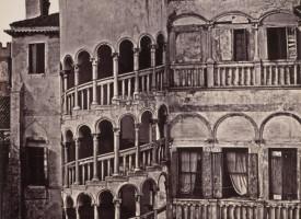 Snigilhöllin í Feneyjum, 1850