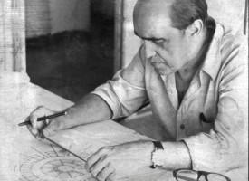 """Oscar Niemeyer: """"Lo que me atrae es la curva libre"""""""
