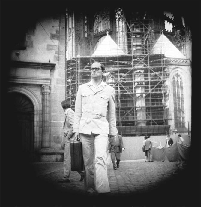 Espionaje en Checoslovaquia: imágenes tomadas por la policía secreta