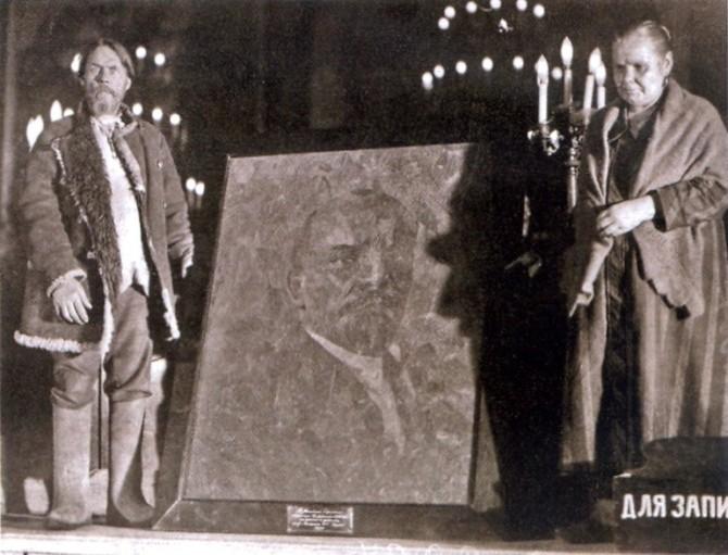 Tóbaks-Lenín, 1930