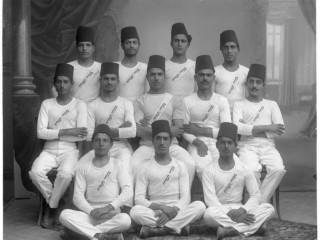 Íþróttamennirnir, 1930