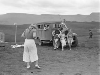 Sumardjammið árið 1934