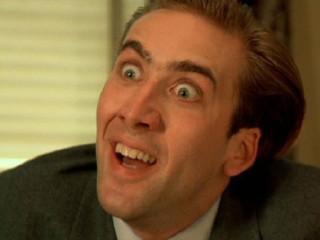 Nicolas Cage flytur verkið 4,33 eftir John Cage