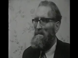 Rætt við Jóhann Svarfdæling árið 1972