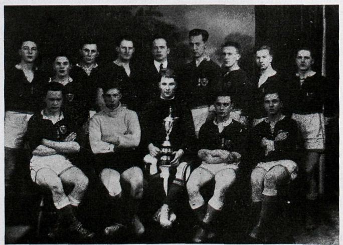 Íslandsmeistarar 1933