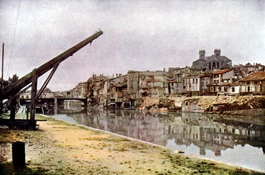 Gervais-Courtellemont: Árbakkinn í Verdun