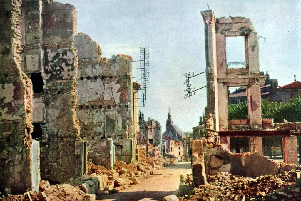 Gervais-Courtellemont: Miðbær Verdun