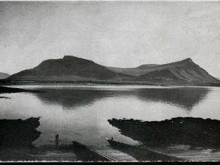 Frá Akranesi árið 1938