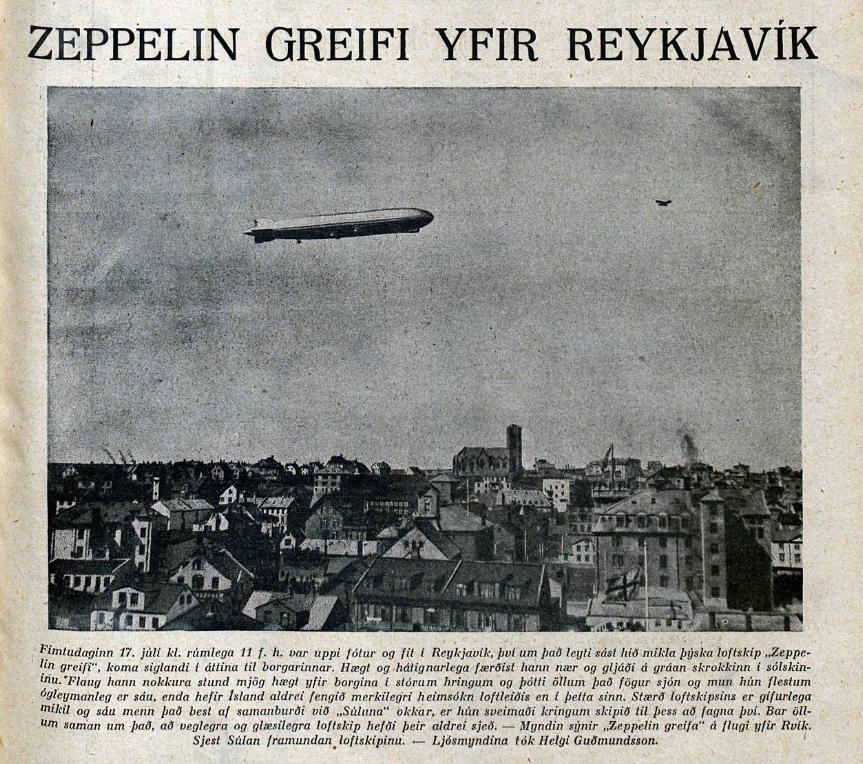 Fálkinn, 2. ágúst 1930