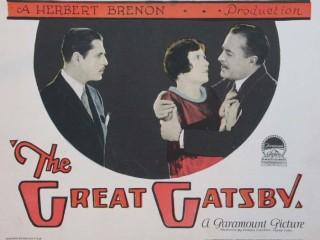 Kvikmyndin sem týndist: The Great Gatsby frá 1926