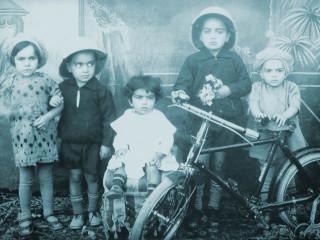 Gleymd andlit frá Íran á bönnuðum ljósmyndum, 1920-1950