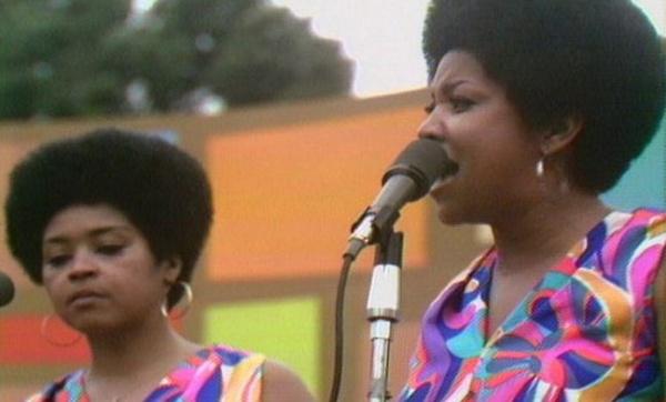 Nina Simone sló í gegn. Eins og venjulega.