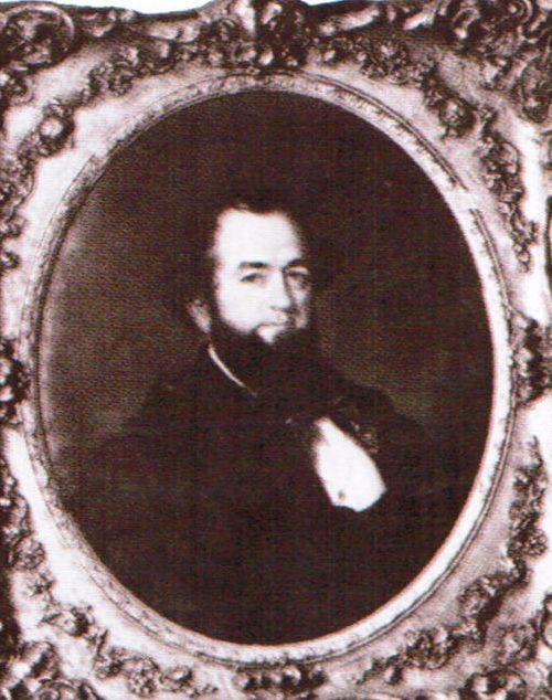 Edmund McIlhenny (1815-1890). Stofnandi McIlhenny-fyrirtækisins og höfundur uppskriftarinnar af Tabasco-sósu.