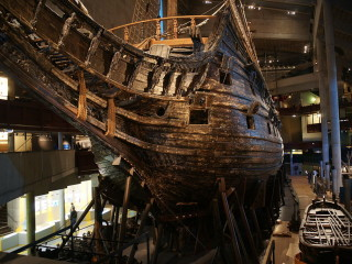 Vasa-skipið: Glæsilegasta skip Svía sökk með manni og mús í jómfrúarferðinni
