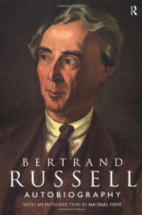 Sjálfsævisaga Bertrands Russell er stórskemmtileg lesning.