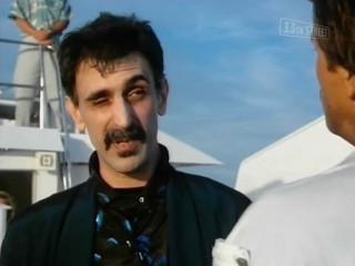 Þegar Frank Zappa lék vondan karl í Miami Vice