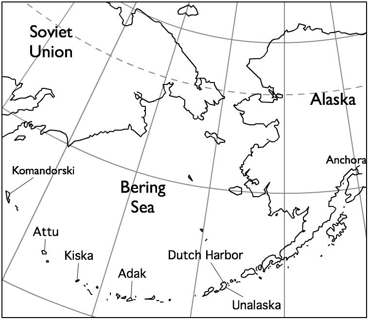 Aleuteyjar