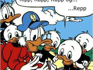 Hvað heitir bróðir Ripps, Rapps og Rupps?