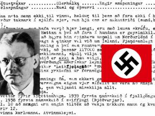 Minnispunktar SS-manns á Íslandi: Þrælslund, lágkúra og aðalsbornir Íslendingar vonbrigði