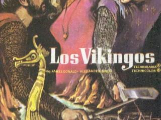 The Vikings, stórmyndin um víkinga frá 1958: Hail Ragnar! And hail Ragnar's beard!