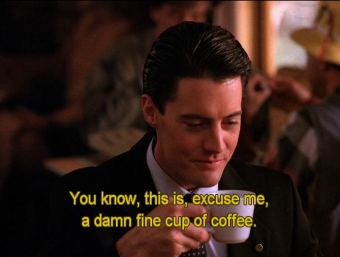 Kaffi breytti gangi sögunnar