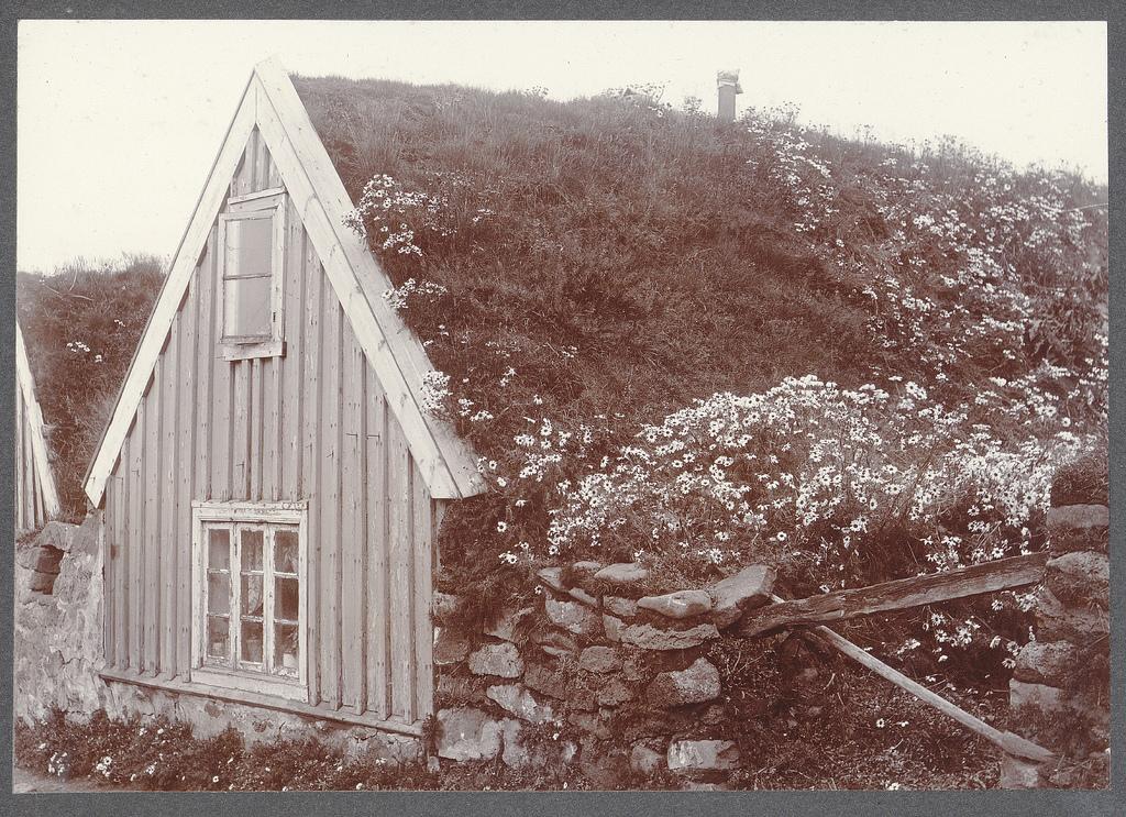 Í gömlu Reykjavík