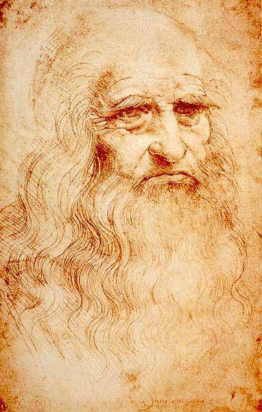 Sjálfsmynd da Vincis.