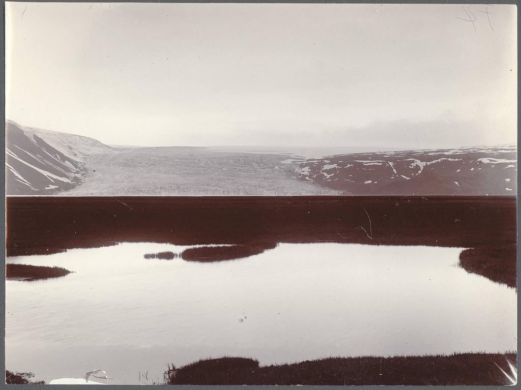 HvítarvatnLangjökull