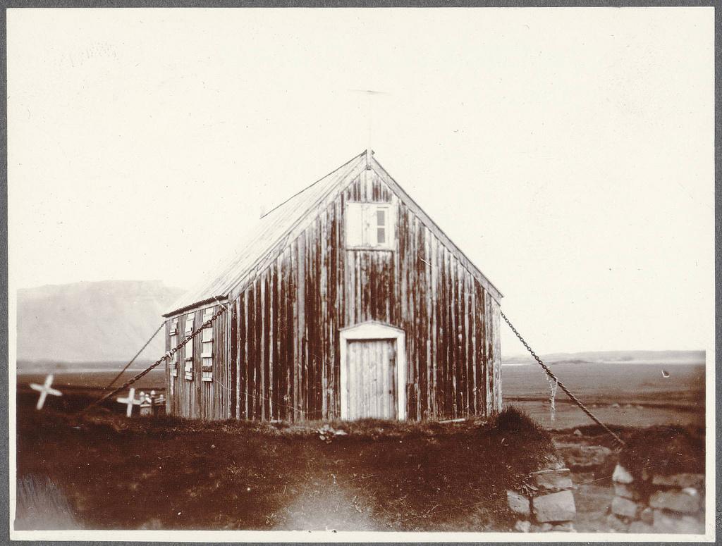 KirkjaíkeðjumKálfafellsstaður