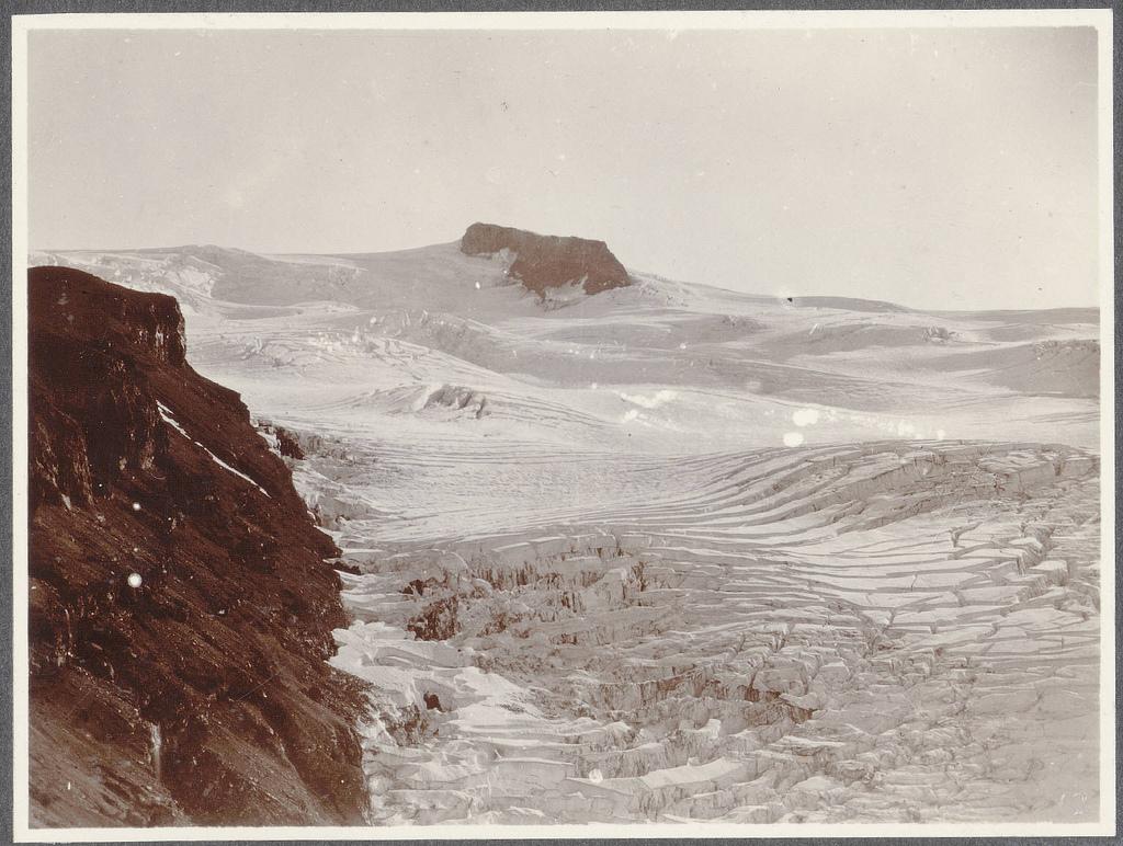 SandfellÖræfajökull