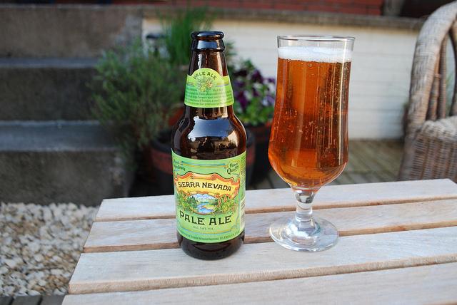 Sierra Nevada Pale Ale.