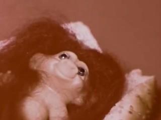 Andlit pylsunnar: Stórfurðuleg fræðslumynd um skaðsemi LSD frá 1970