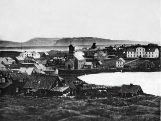 Reykjavík í kringum 1870