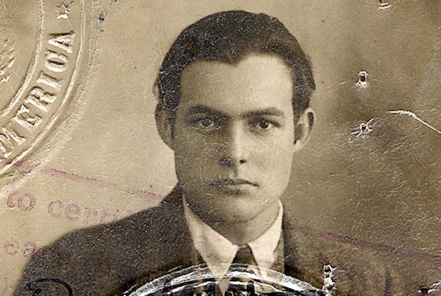 Sex orða smásaga Hemingway kom fólki til að gráta
