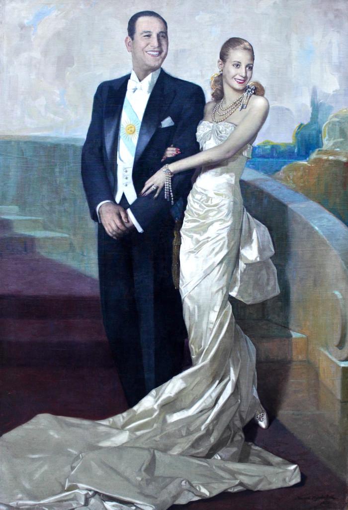 Museo_del_Bicentenario_-_'Retrato_de_Juan_Domingo_Perón_y_Eva_Duarte',_Numa_Ayrinhac