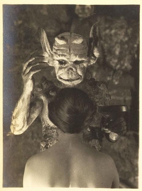 Häxan: Sænsk horror-heimildarmynd frá 1922