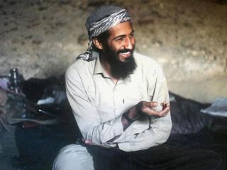 Ungur Osama bin Laden í Afganistan