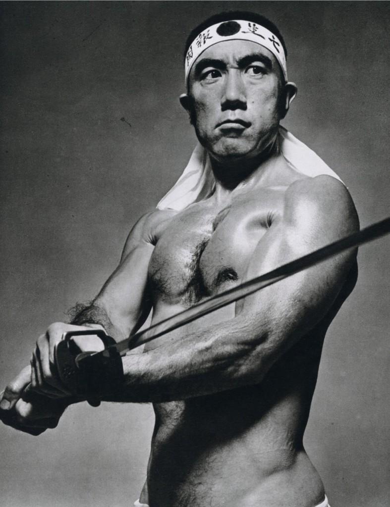 Mishima lagði mikla áherslu í verkum sínum á gömul japönsk gildi og ytra útlit.