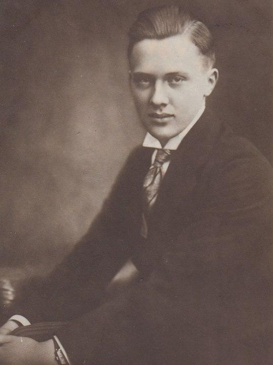 Friedrich Christian prins af Schaumburg-Lippe. Jón Leifs bauð honum konungdóminn.