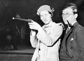 Jean-Paul Sartre and Simone de Beauvoir
