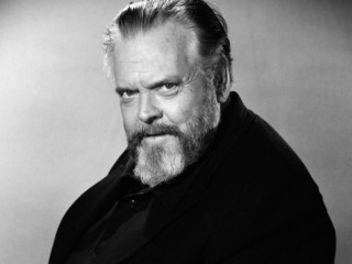 Úrillur Orson Welles í upptökuveri