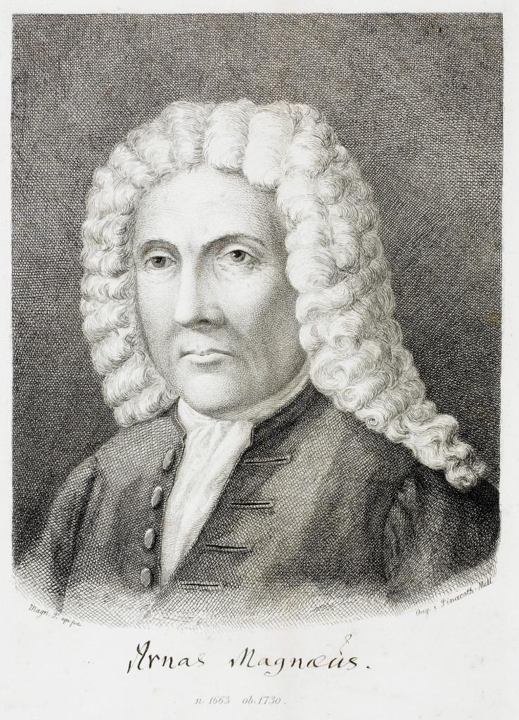 Árni Magnússon handritasafnari (1663-1730).