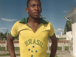 Pelé, 1958