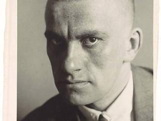 Skáldið Majakovskíj 1924