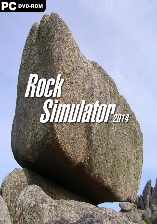 """""""Rock Simulator"""": Leiktu stein í æsispennandi tölvuleik"""