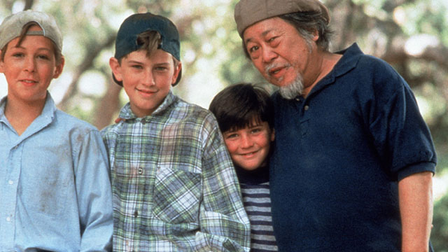 3 Ninjas Knuckle Up.