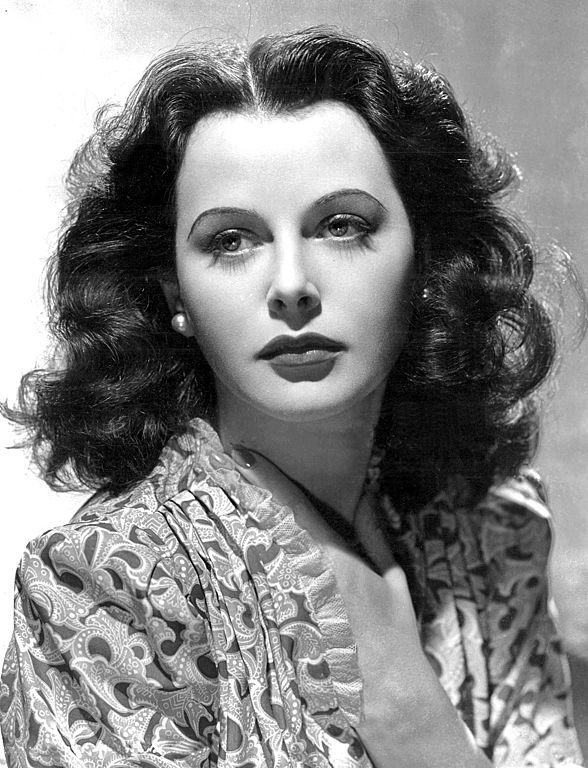 Hedy í Hollywood.