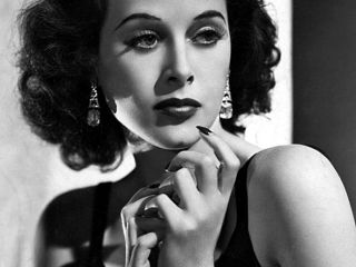Kvikmyndastjarnan og uppfinningakonan Hedy Lamarr