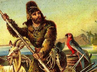 Íslenskur Róbinson Krúsó dúsaði á eyðieyju á 18. öld